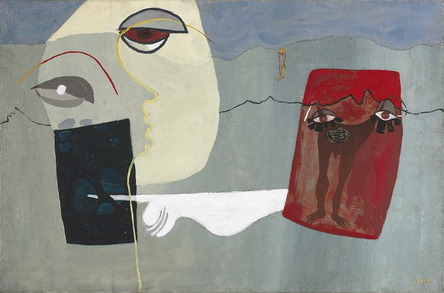 British Surrealism at the Dulwich Picture Gallery