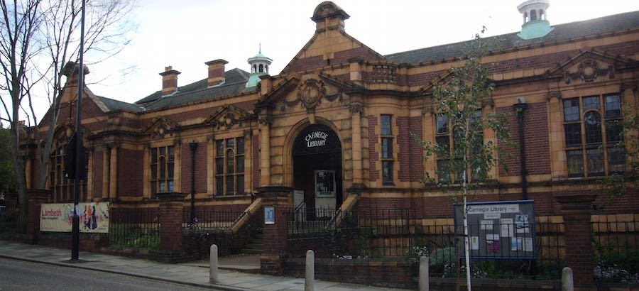 Carnegie Library Lambeth Closure