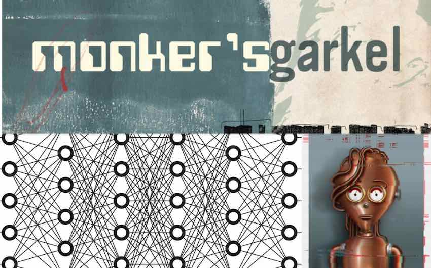 monkers garkel gin tiny