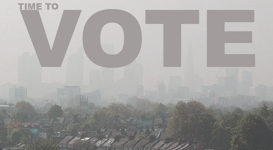 Time to Vote Green for Lambeth