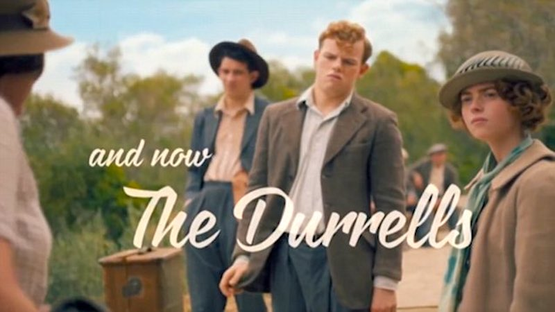 The Durrells Tv programme
