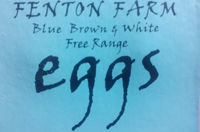 Fenton Farm Eggs