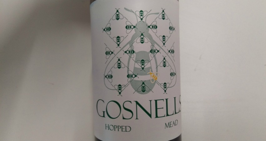 gosnells hopped mead