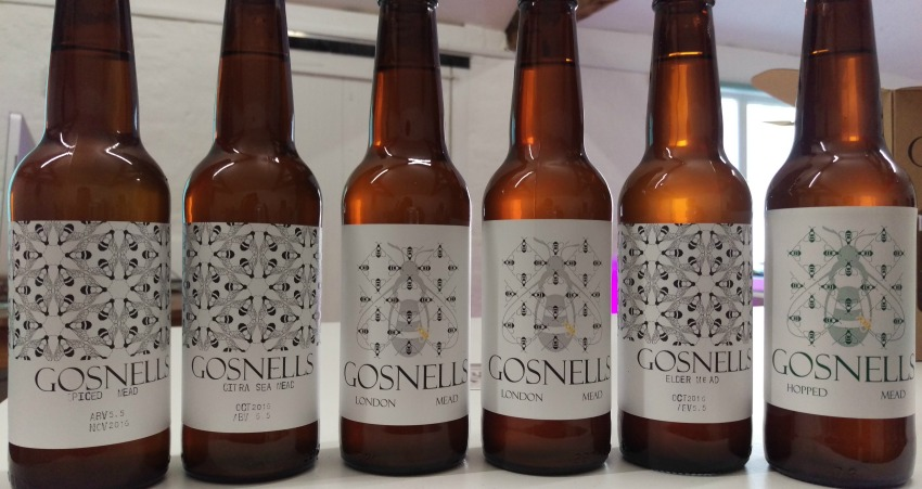 Made in Peckham. Gosnells London Mead