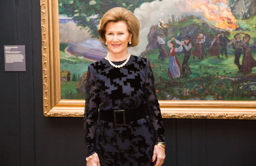 Her Majesty Queen Sonja of Norway