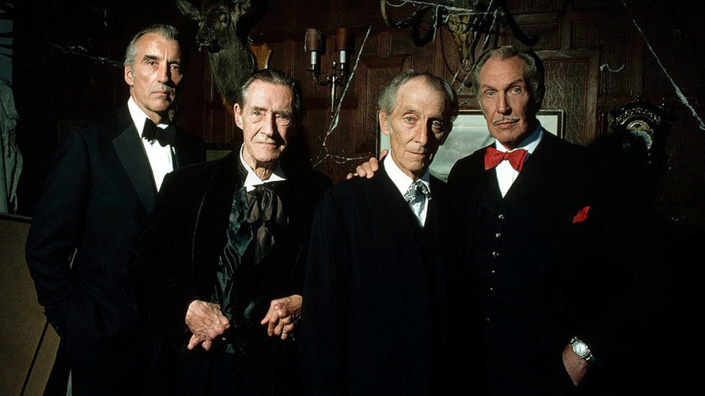 House of the Long Shadows - Lee, Carradine, Cushing & Price
